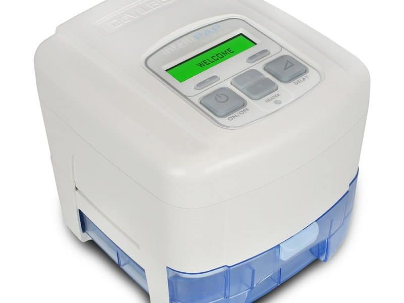DeVilbiss IntelliPAP Auto CPAP Machine