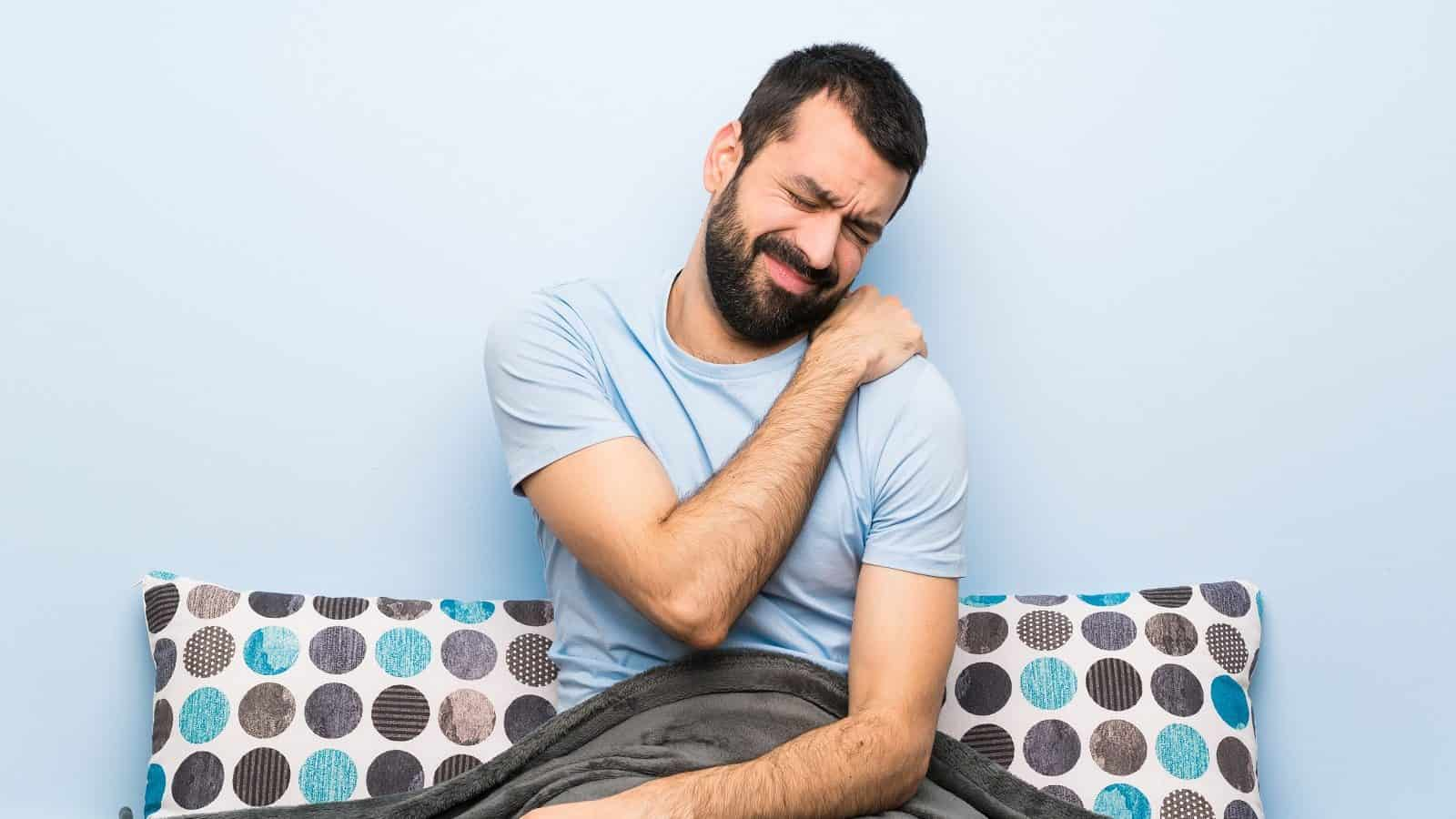 The Best Sleeping Positions For Shoulder Pain