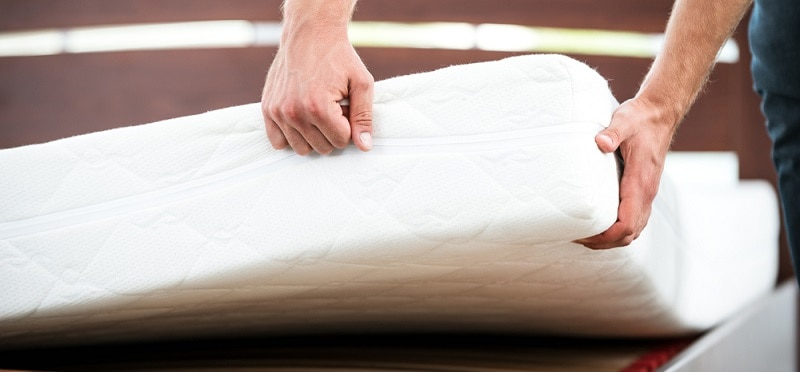 Wear and Tear mattress
