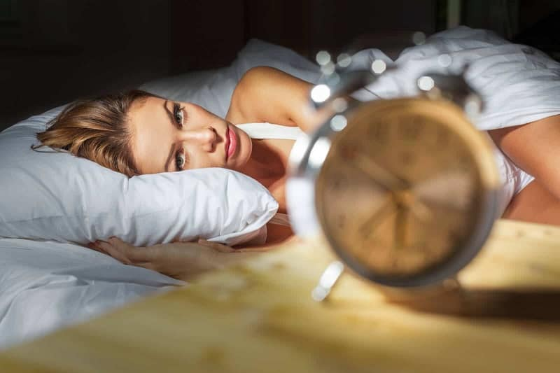 Alcohol Before Bedtime Causes Insomnia