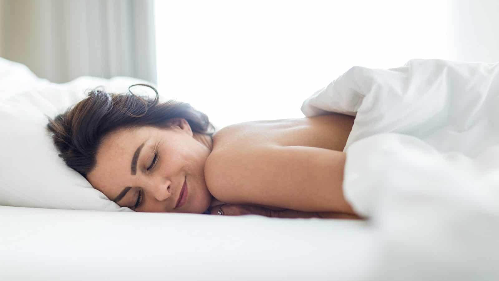 Is Sleeping Naked Good for You
