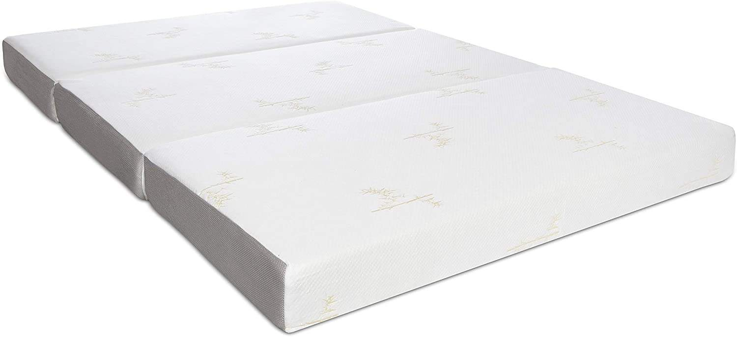Milliard Tri-Folding Memory Foam Mattress