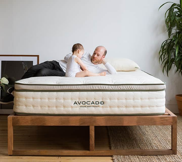 Avocado-vegan-Mattress