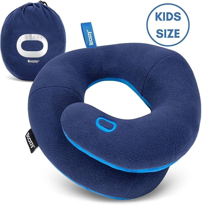 BCozzy Kids Chin-supporting Travel Pillow