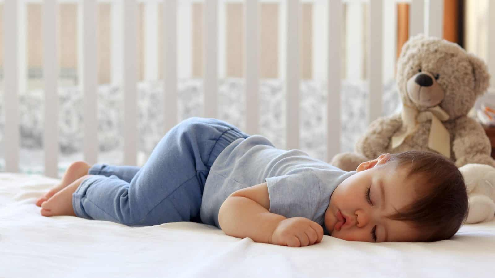 When Can Babies Sleep on Their Stomachs