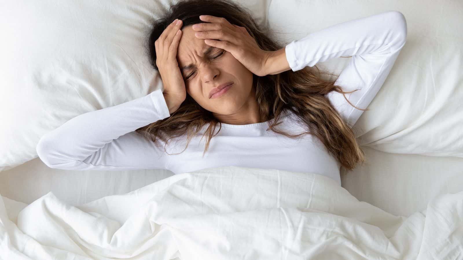 Why You're Waking Up With Headache