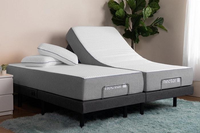 best adjustable beds for elderly nectar