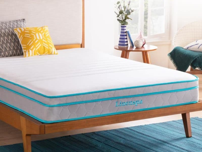 Best Hybrid Mattresses Linenspa