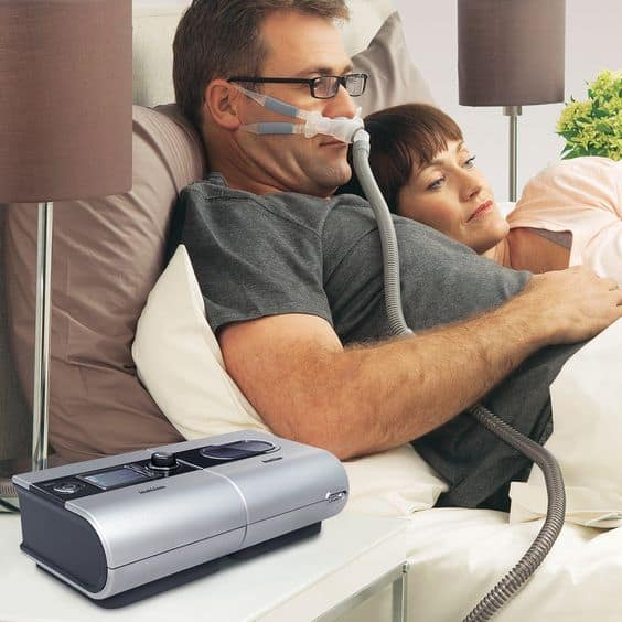 CPAP (Continuous Positive Air Pressure)