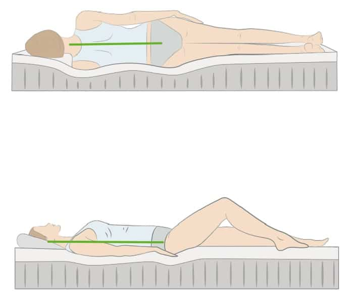 How To Use Sleep Accessories For Scoliosis