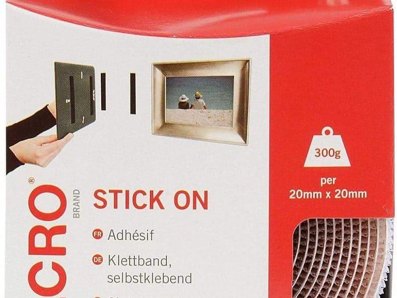 VELCRO Brand Stick On Tape