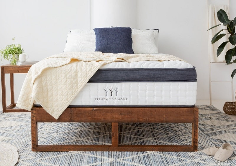 Best Pillowtop Mattress Brentwood