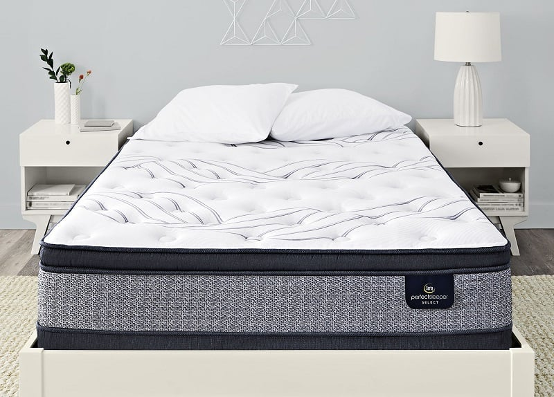Best Pillowtop Mattress Serta