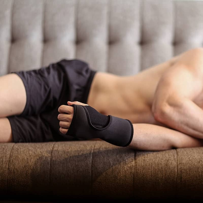 Wrist Guard for sleep