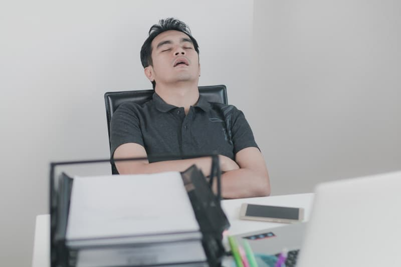 nap for 30 minutes