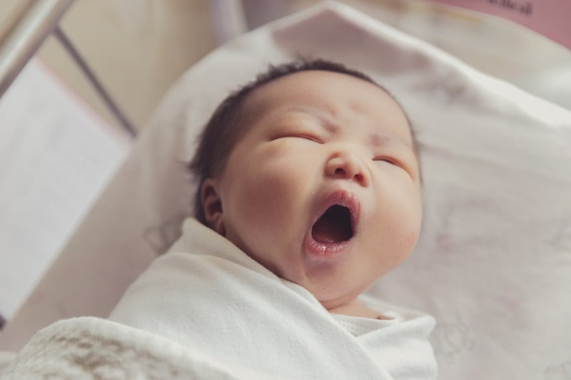 Ensure Your Baby is Tired