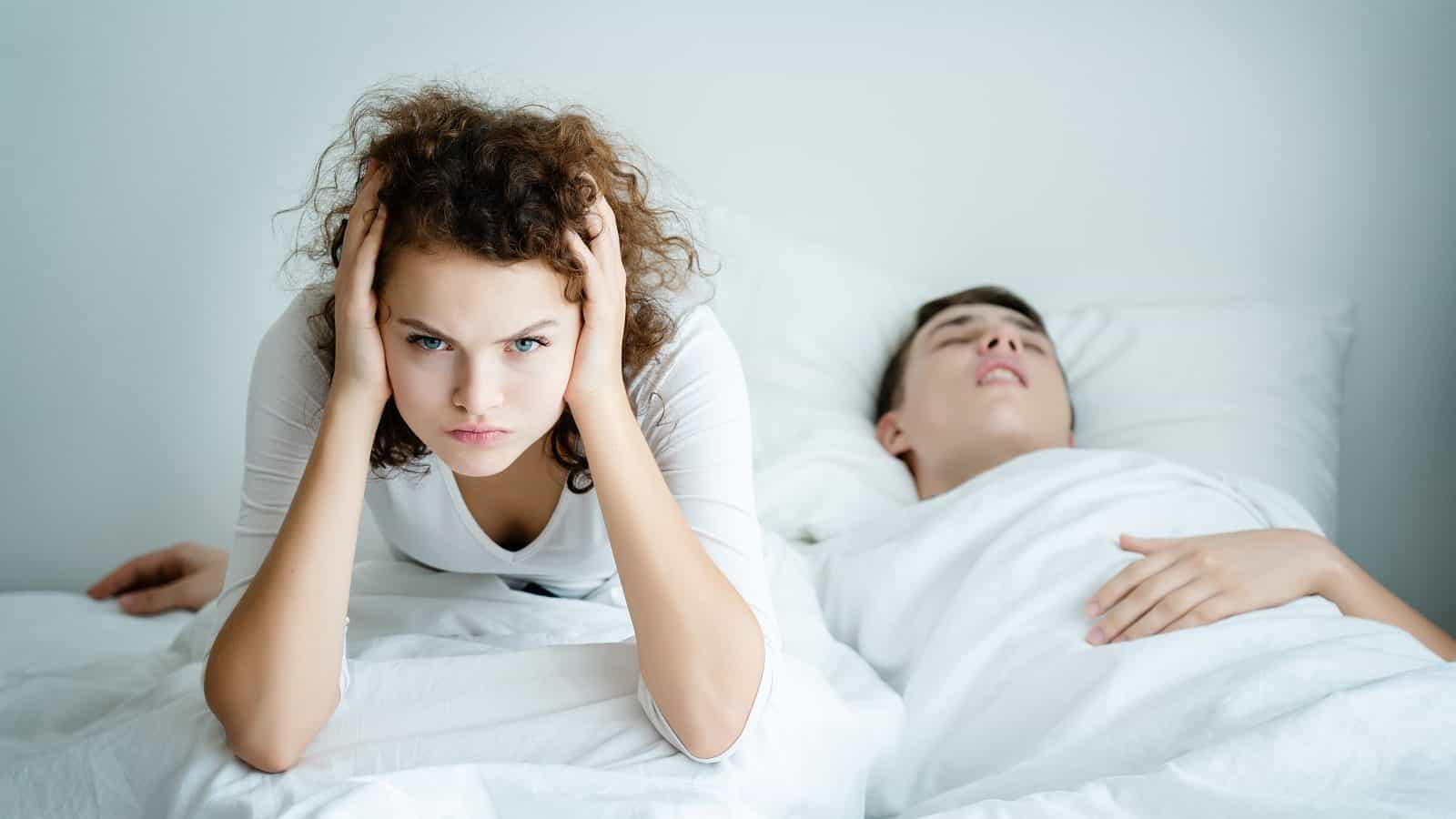 Sleep Apnea Vs. Snoring