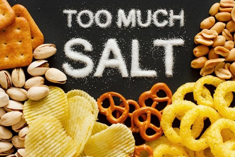 Sodium-rich Diet