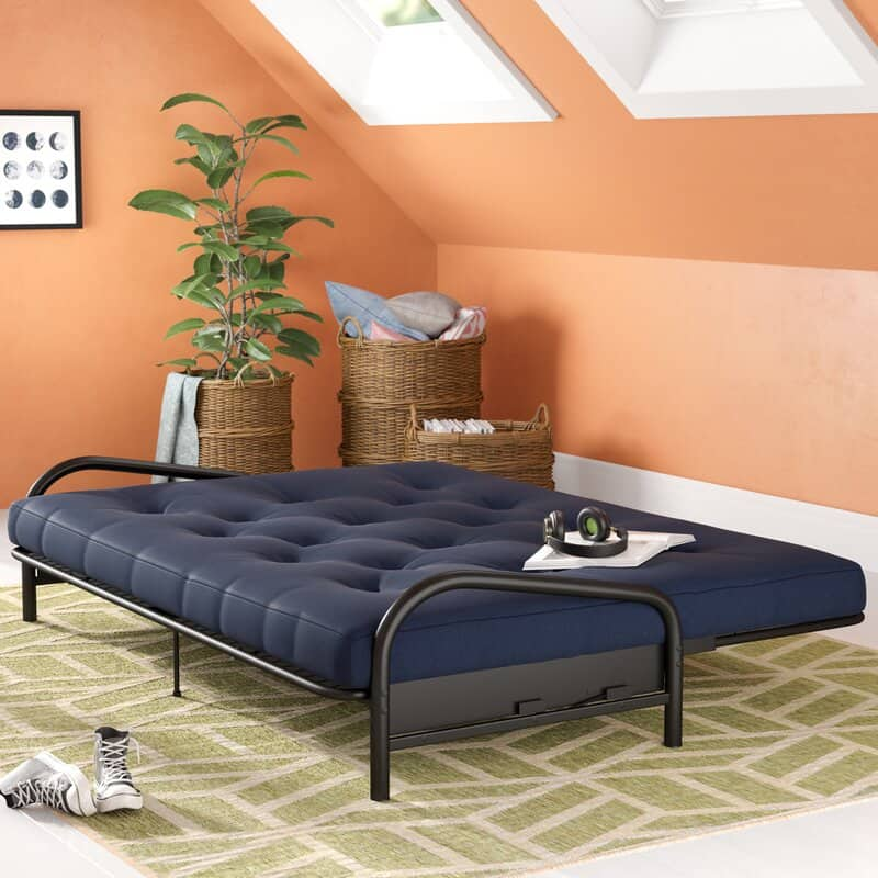 Alwyn Home Fibre Futon Mattress