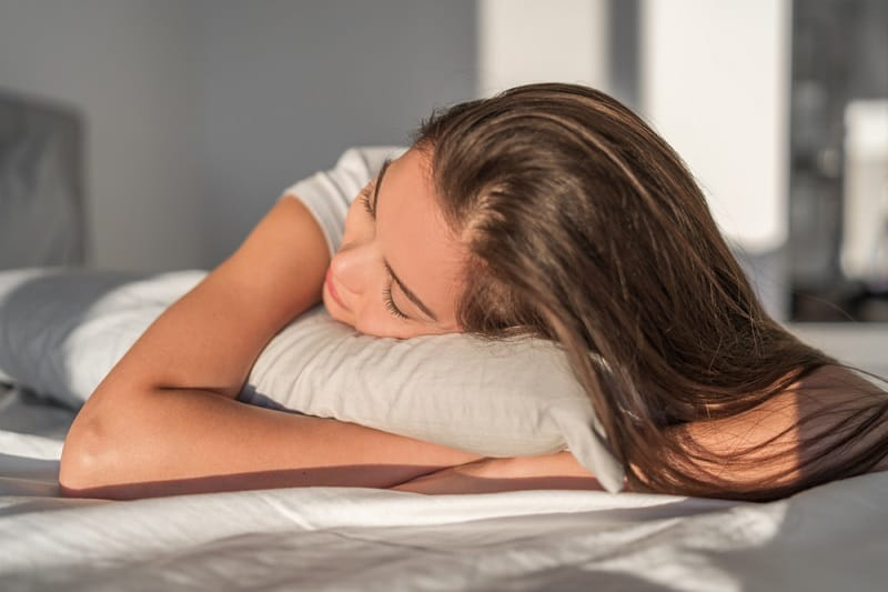 Best Pillow for Stomach Sleepers types