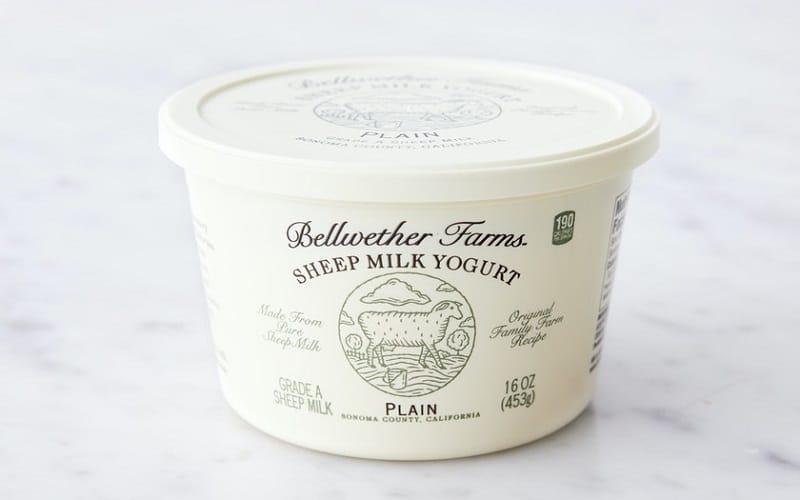 Sheep Milk Yogurt