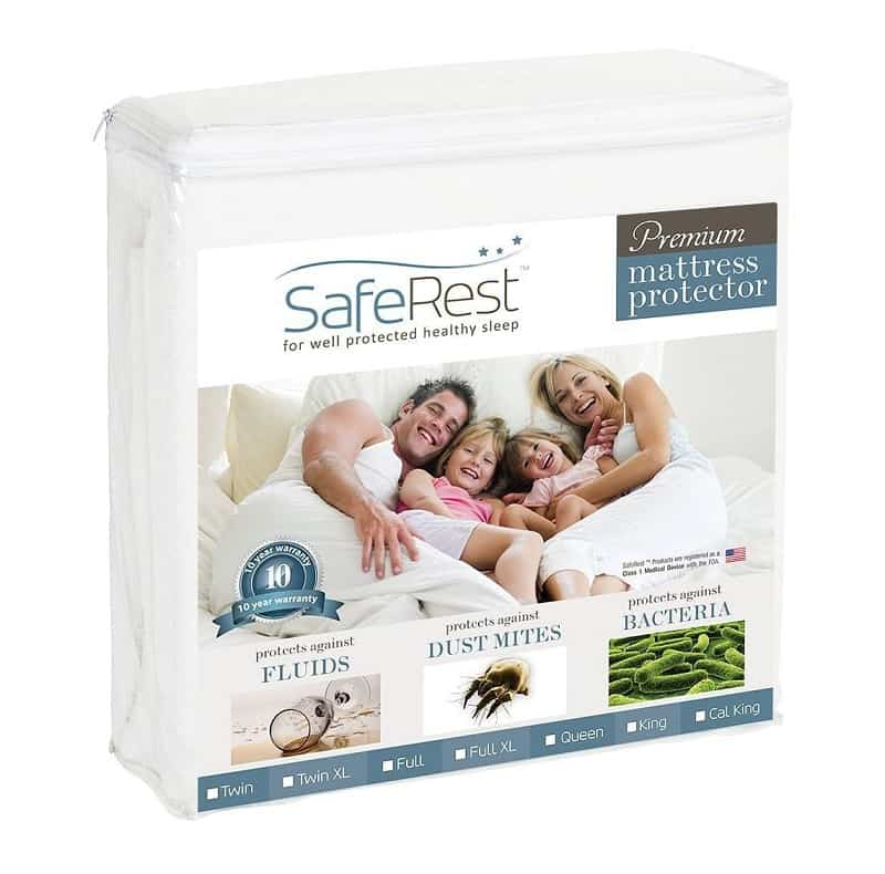 Best Mattress Protector SafeRest