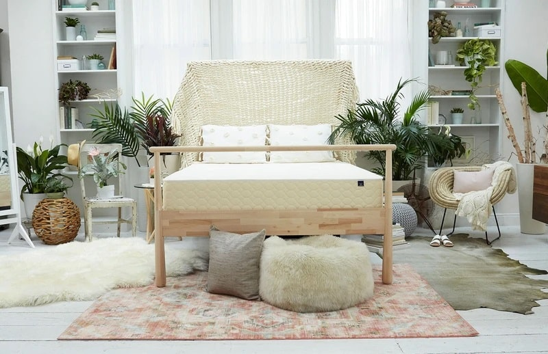 Best Organic, Eco Friendly, and Natural Mattresses winkbed EcoCloud