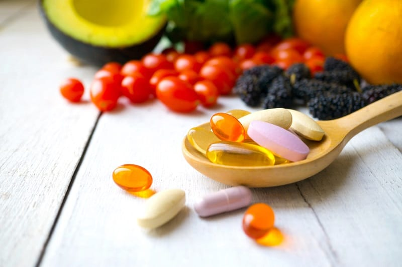Vitamin Supplementation