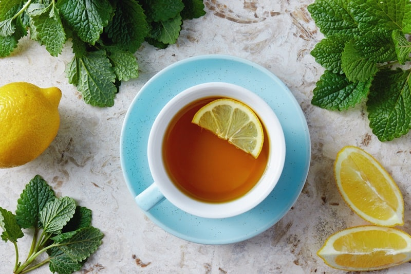 What Should I Drink Before Bed and Why Lemon Balm