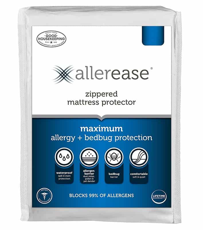 Best Waterproof Mattress Protector, Terry Cralle, MS, RN, CPHQ, AllerEase