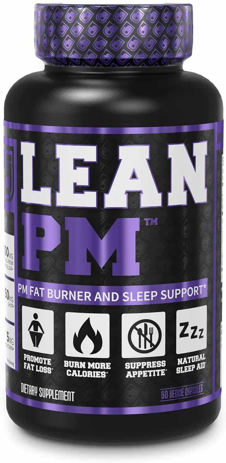Lean PM Night Time Fat Burner Sleep Aid Supplement