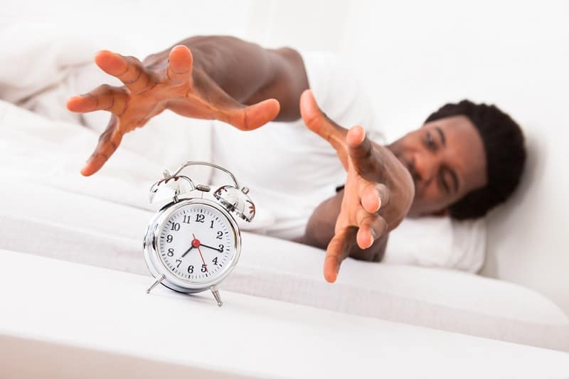 Can You Change Your Circadian Rhythm, Terry Cralle, MS, RN, CPHQ, clock