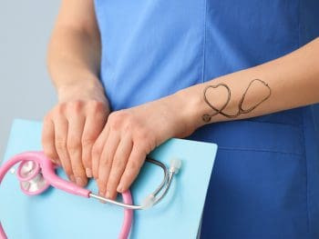 Can You Be a Nurse With Tattoos