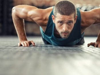 Should You Do Pushups Before Bed